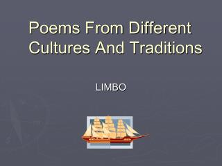 Poems From Different Cultures And Traditions