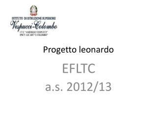 Progetto  leonardo