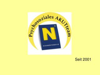 Seit 2001