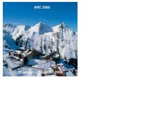 ARC 2000
