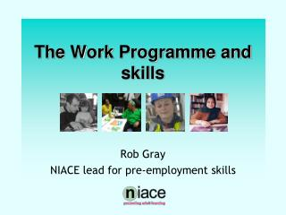The Work Programme and skills