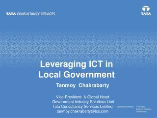Leveraging ICT in  Local Government