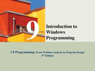 Introduction to Windows Programming