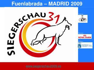 Fuenlabrada � MADRID 2009