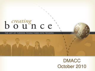DMACC October 2010
