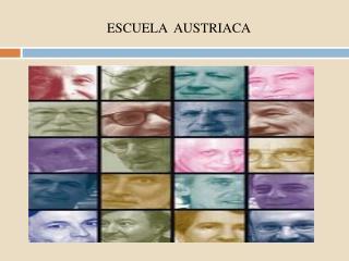 ESCUELA  AUSTRIACA