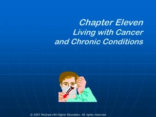 Chapter Eleven Living with Cancer and Chronic Conditions