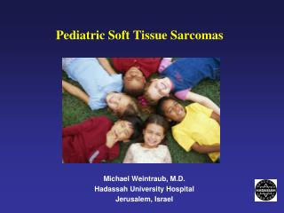 Pediatric Soft Tissue Sarcomas