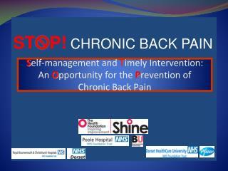 ST   P! CHRONIC BACK PAIN