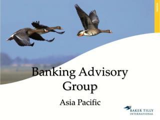 Banking  Advisory  Group