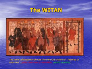 The WITAN
