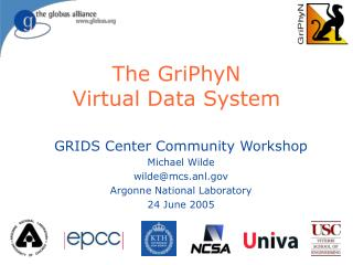 The GriPhyN Virtual Data System