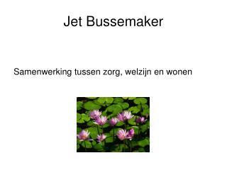 Jet Bussemaker