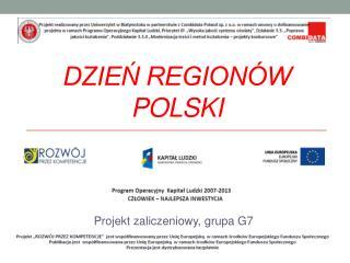 Dzień Regionów Polski