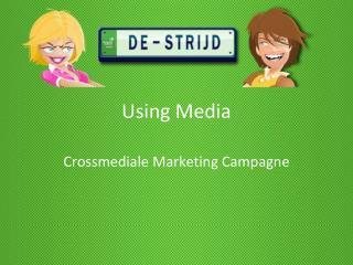 Using Media