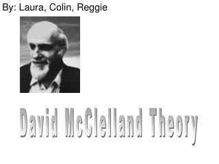 David McClelland Theory