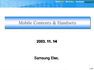 Samsung Elec.