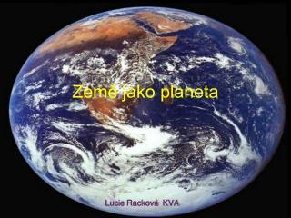 Země jako planeta