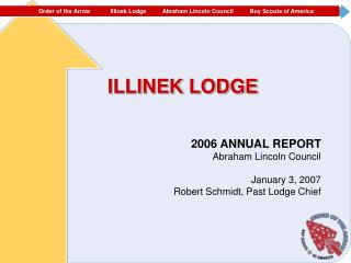 ILLINEK LODGE