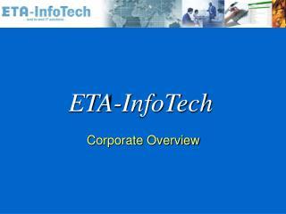 ETA-InfoTech
