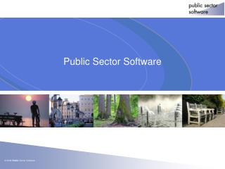 Public Sector Software