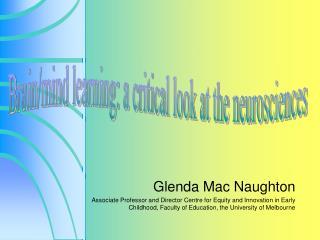 Glenda Mac Naughton