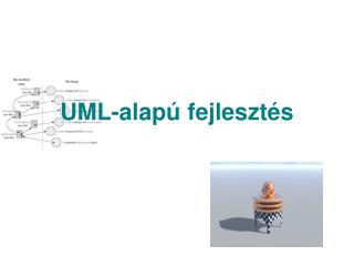 UML-alapú fejlesztés