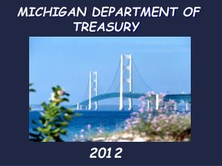 MICHIGAN DEPARTMENT OF TREASURY
