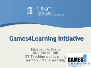 Games4Learning Initiative