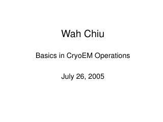 Wah Chiu