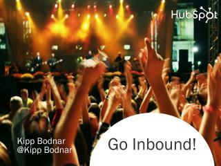 Go Inbound!