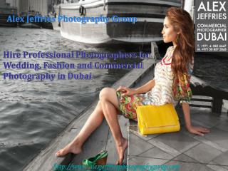 Get Professional Photographers In Dubai For That Big Event!