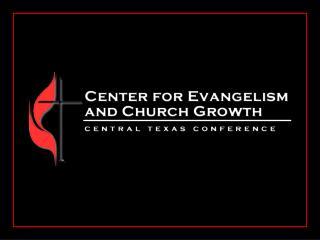 Healthy Church  Initiative