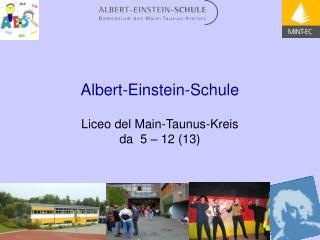 Albert-Einstein-Schule