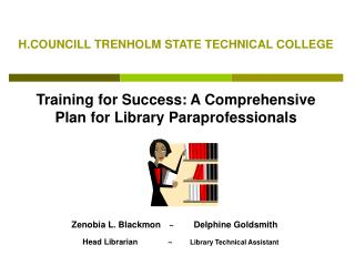 H.COUNCILL TRENHOLM STATE TECHNICAL COLLEGE