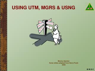USING UTM, MGRS & USNG