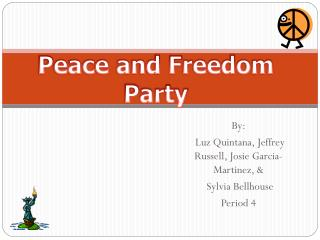 By:  Luz Quintana, Jeffrey Russell, Josie Garcia-Martinez, &  Sylvia Bellhouse   Period 4