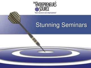 Stunning Seminars