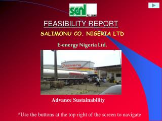 FEASIBILITY REPORT