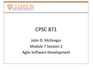 CPSC 871