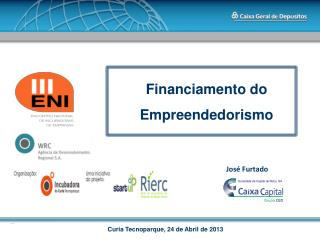 Financiamento do Empreendedorismo
