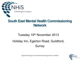 South East Mental Health Commissioning Network