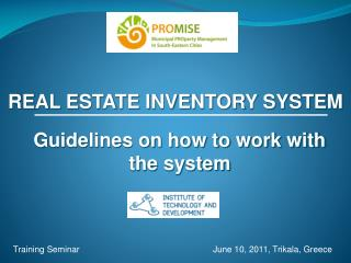Real Estate Inventory System