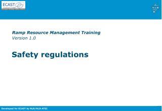 Ramp  Resource Management Training Version 1.0