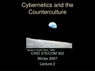 Cybernetics and the Counterculture