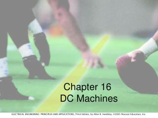 Chapter 16  DC Machines