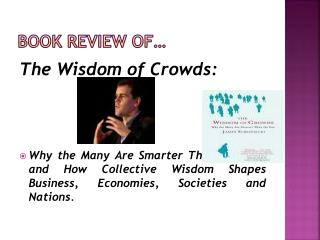 Book Review of…