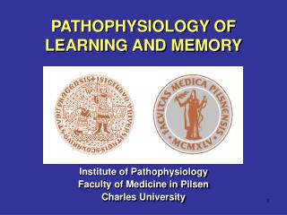 PATHOPHYSIOLOGY OF LEARNING AND MEMORY