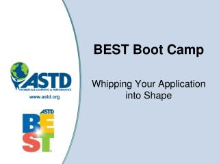 BEST Boot Camp
