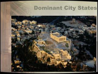 Dominant City States